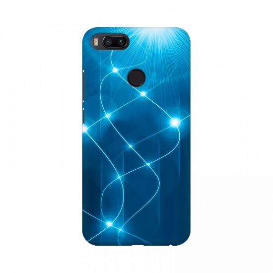 Abstract lines Mobile Case Cover