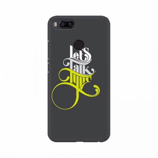Beautiful Font text Mobile Case Cover